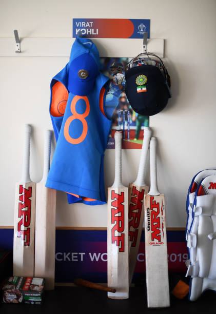 GBR: South Africa v India - ICC Cricket World Cup 2019