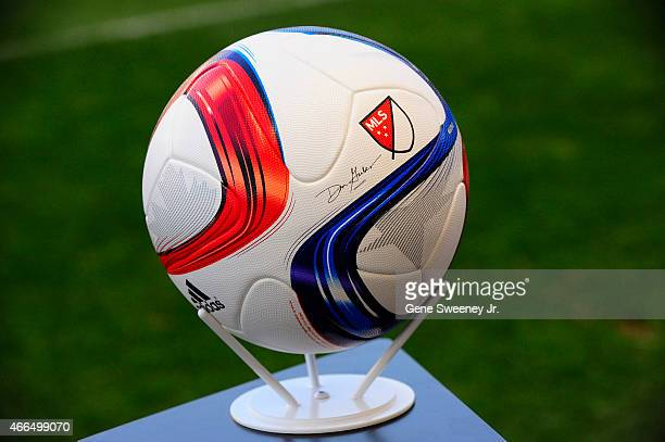 92 849 Mls Match Ball Photos And Premium High Res Pictures Getty Images