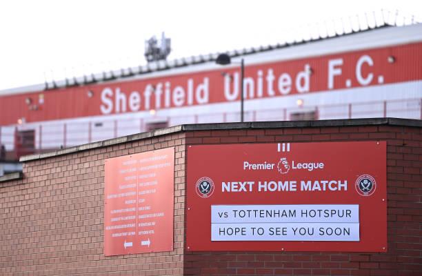 GBR: Sheffield United v Tottenham Hotspur - Premier League