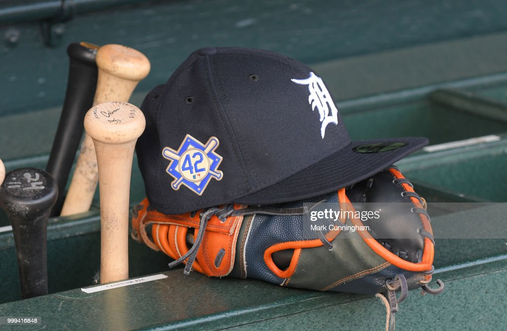 New York Yankees v Detroit Tigers - Game Two : News Photo