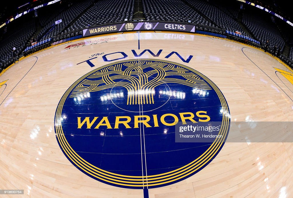 size 40 f9297 90319 A detailed view of the 'The Town' logo for the Golden State ...