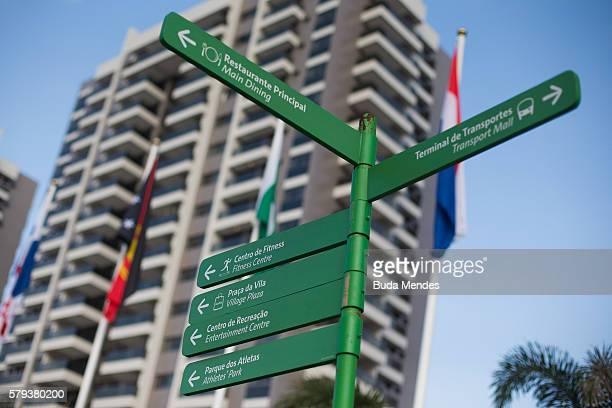 Details of the Olympic and Paralympic Village for the 2016 Rio Olympic Games in Barra da Tijuca The Village will host up to 17200 people amongst...