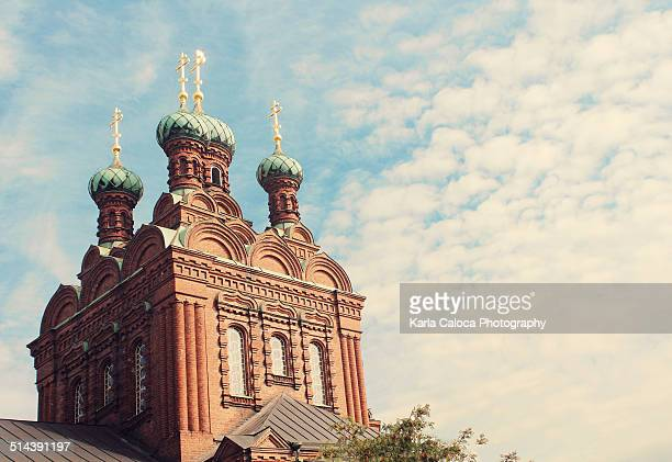 Details of the Orthodox Chruch of Tampere