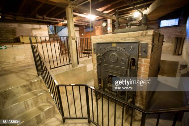 Details of the Winchester Mystery House are photographed for Los Angeles Times on May 5 2017 in San Jose California PUBLISHED IMAGE CREDIT MUST READ...
