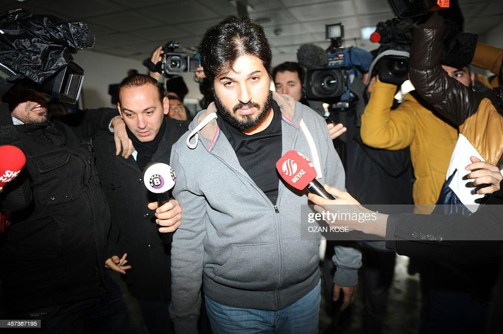 TURKEY-POLITICS-CORRUPTION : ニュース写真