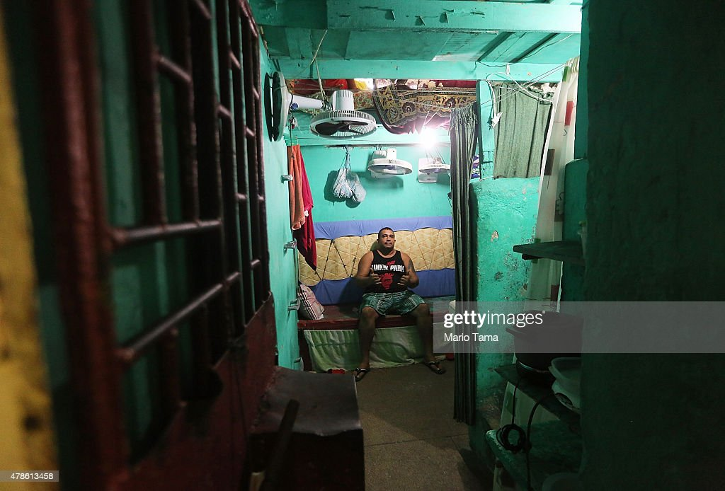 Brazil Faces Endemic Overcrowding In Its Ailing Prison System : News Photo