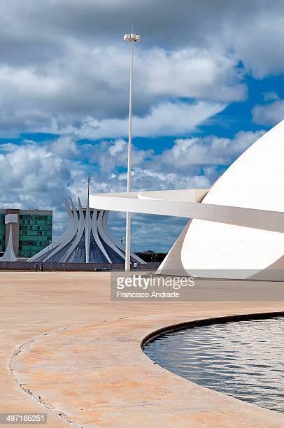 CONTENT] Detalhes do Museu Nacional se vendo ao fundo a catedral Brasilia Details of the National Museum in the background seeing the Brasilia...