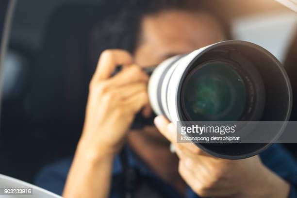 detective and photographers - detective stock pictures, royalty-free photos & images