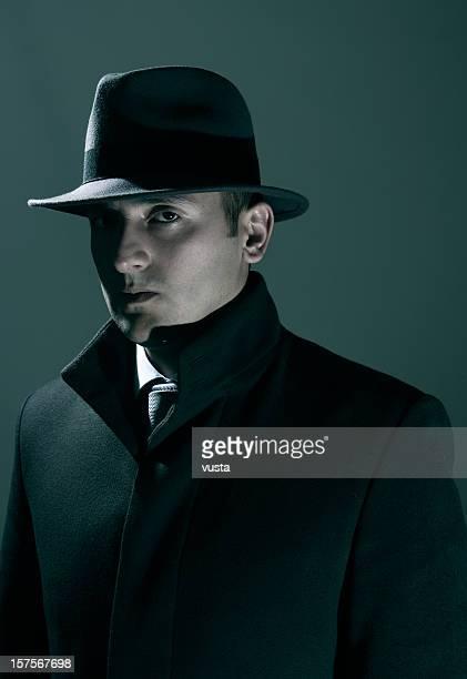detective looking