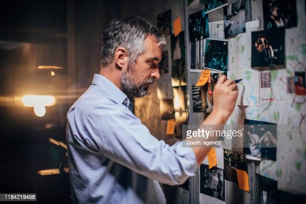 detective - detective stock pictures, royalty-free photos & images
