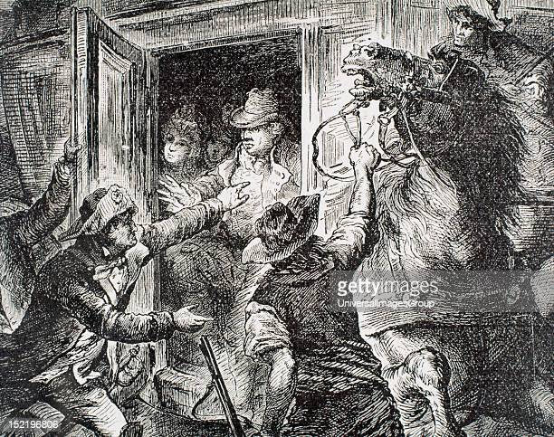 Detention of Louis XVI at Varennes while traveling abroad to seek help in June 1791 Brought back to Paris swore allegiance to the Constitution which...