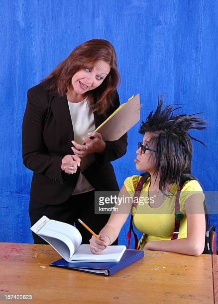 detention - school detention stock pictures, royalty-free photos & images