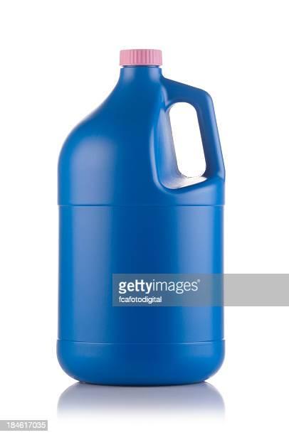 Botellas de detergente