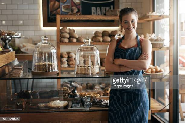 determine whether owning your own business is for you! - bakery stock pictures, royalty-free photos & images