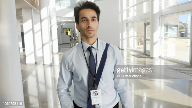 determined male high school teacher - identity card stock pictures, royalty-free photos & images