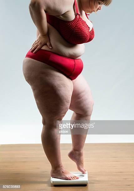 Déterminé pour perdre du poids