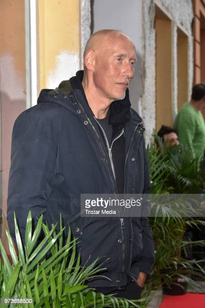 Detlef Bothe attends the film preview of 'Der Sportpenner' on June 13 2018 in Berlin Germany