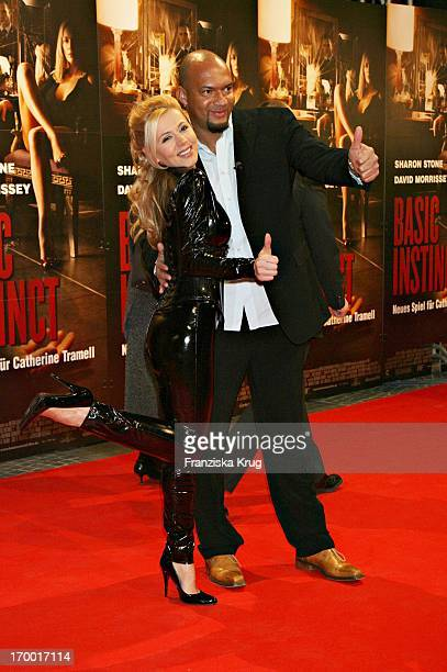 Detlef D Soost And Davorka Tovilo at The Premiere of Basic Instinct 2 in Cinestar in Berlin 220306