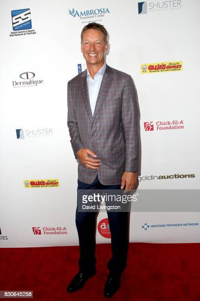 Detlef Schrempf at the 17th Annual Harold Carole Pump Foundation Gala at The Beverly Hilton Hotel on August 11 2017 in Beverly Hills California