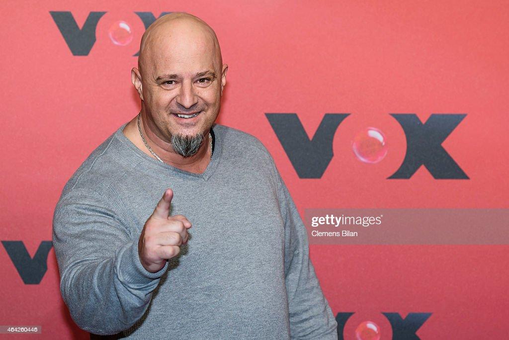 Photocall TV Channel VOX : Nachrichtenfoto