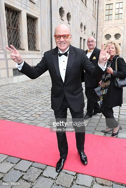 Detlev von Wangenheim during a charity dinner hosted by AMADE Deutschland and Roland Berger Foundation at Kaisersaal der Residenz der Bayerischen...