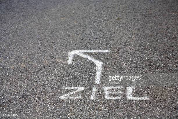 迂回路 - トレイル表示 ストックフォトと画像