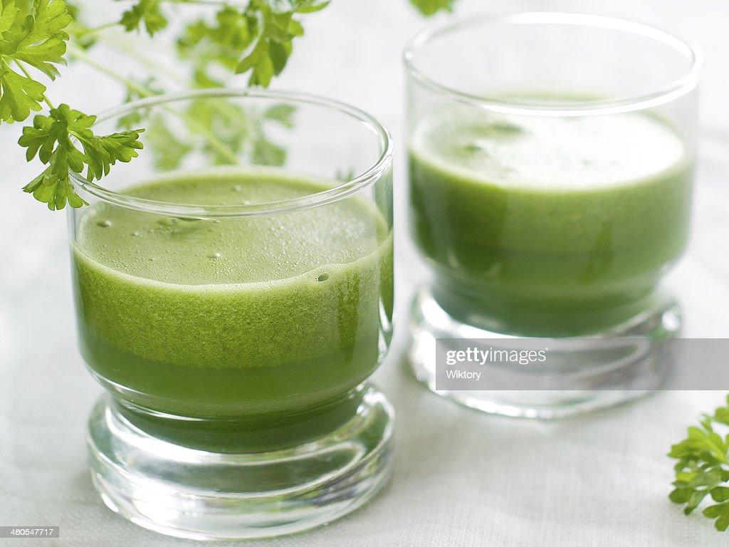 detox juice : Stock Photo