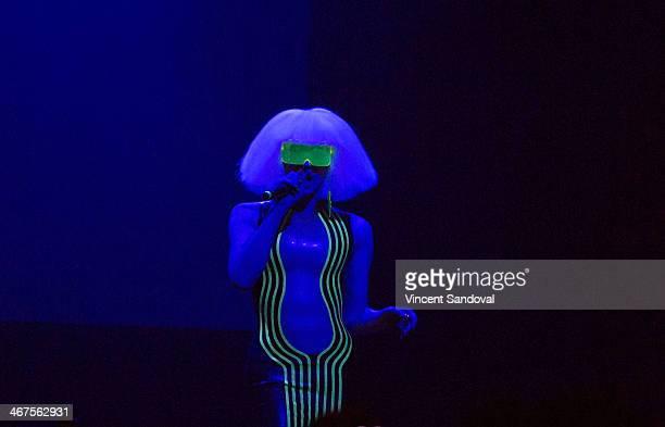 Detox Performs During Logo TVs RuPauls Drag Race Battle Of The Seasons Tour Los