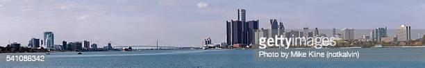 Detroit and Windsor