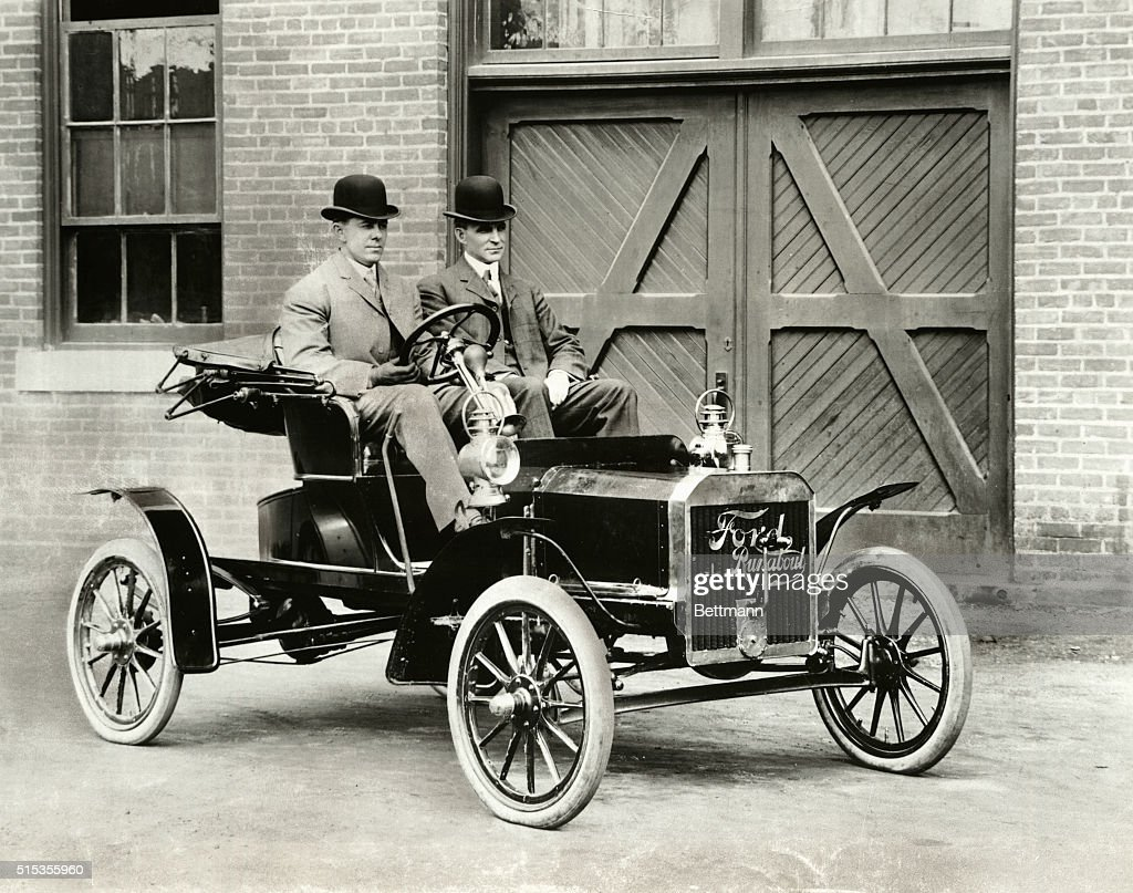 Henry Ford First Model N