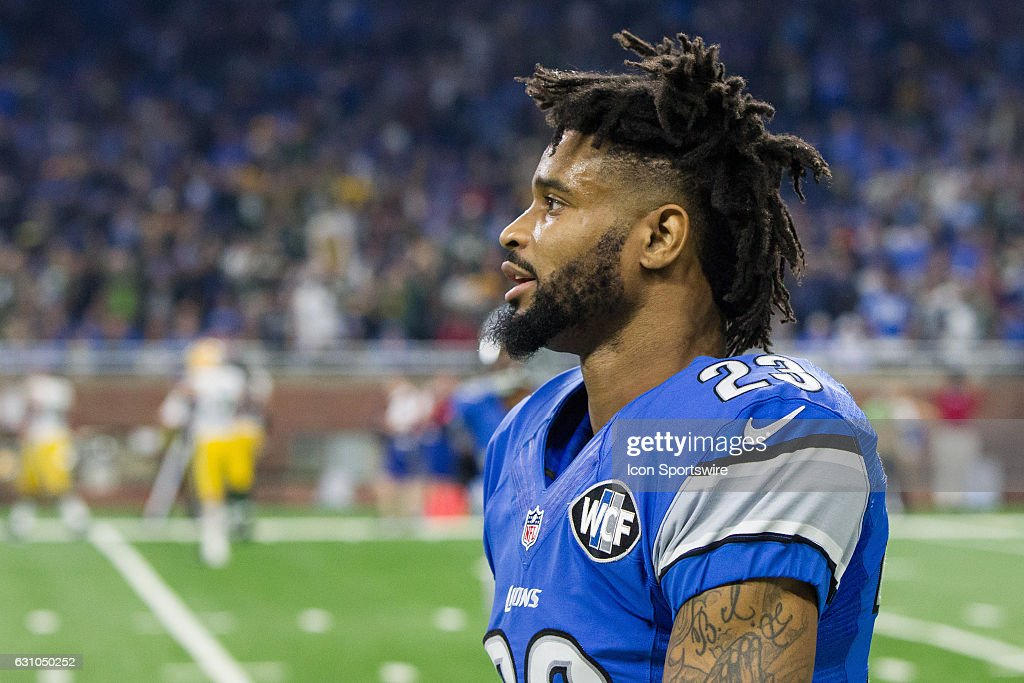 NFL: JAN 01 Packers at Lions : ニュース写真