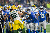 NFL: JAN 01 Packers at Lions