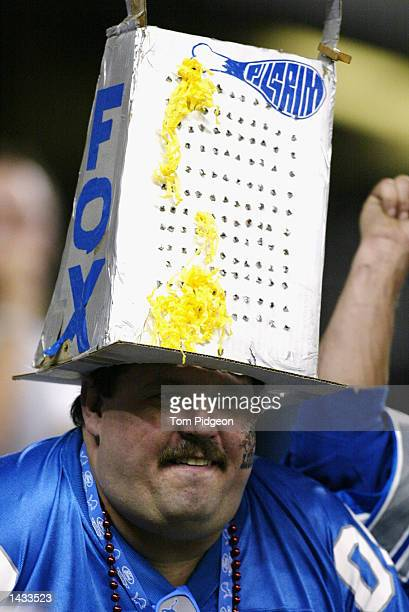 Detroit Lions Fan Stock Photos and Pictures | Getty Images
