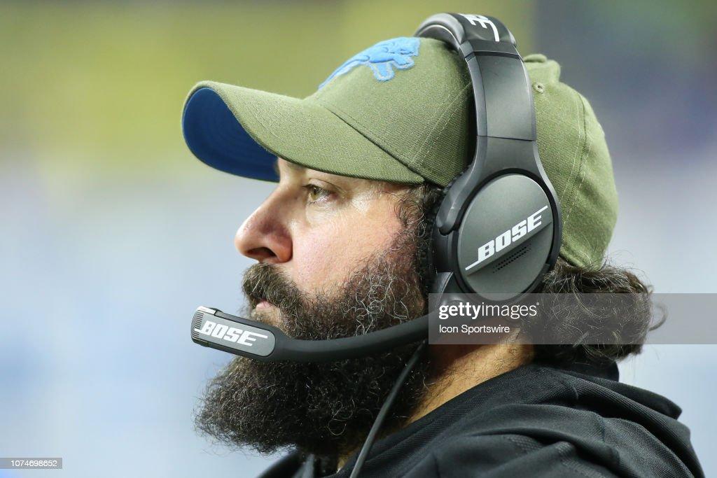 NFL: DEC 23 Vikings at Lions : News Photo