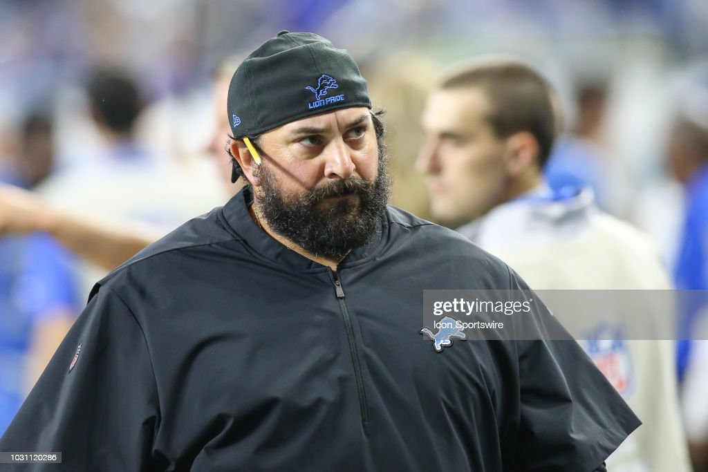 NFL: SEP 10 Jets at Lions : News Photo