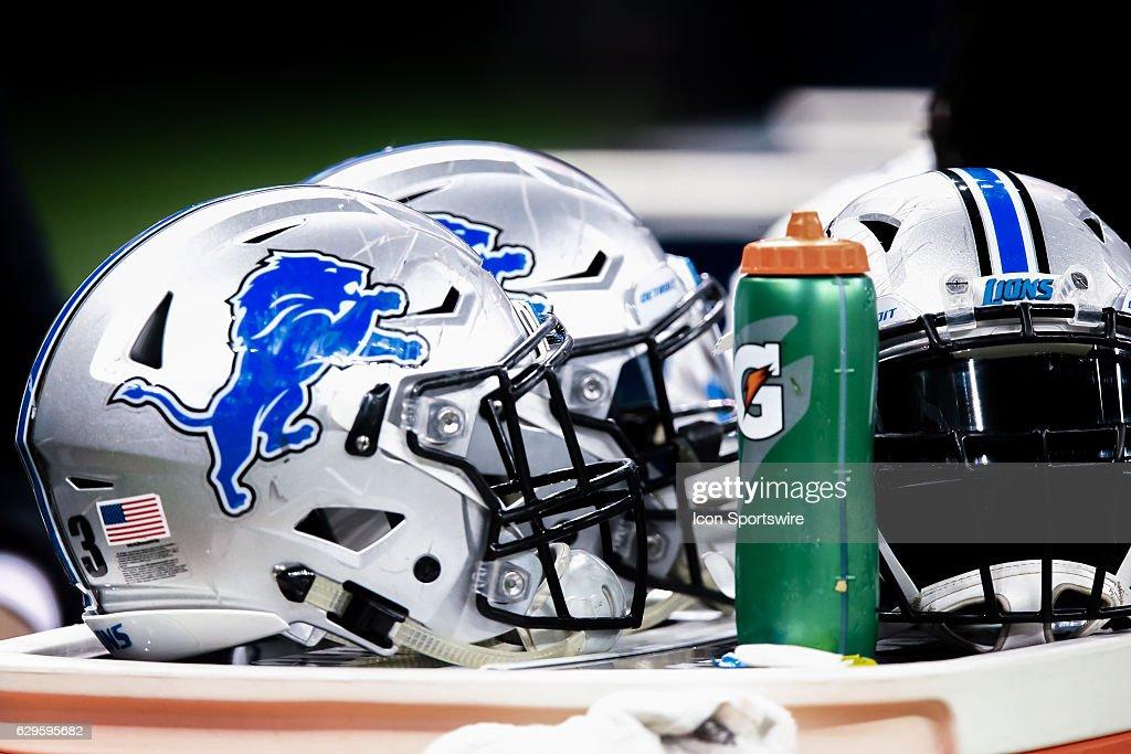 NFL: DEC 04 Lions at Saints : News Photo