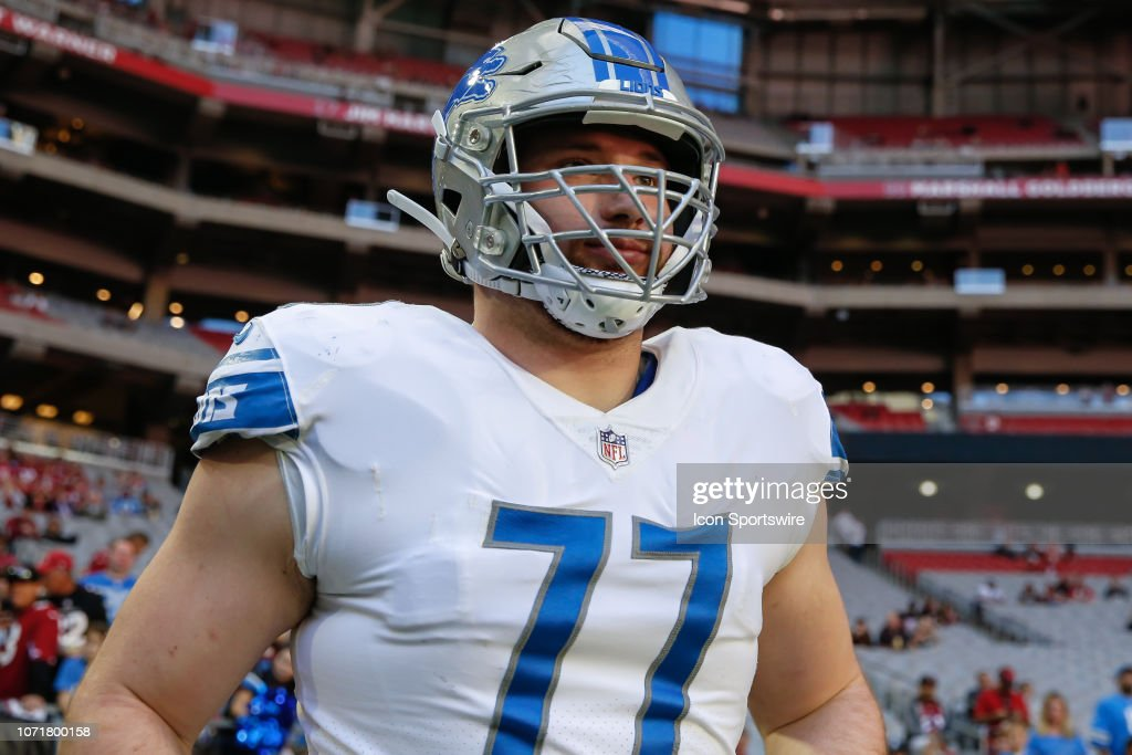 NFL: DEC 09 Lions at Cardinals : News Photo
