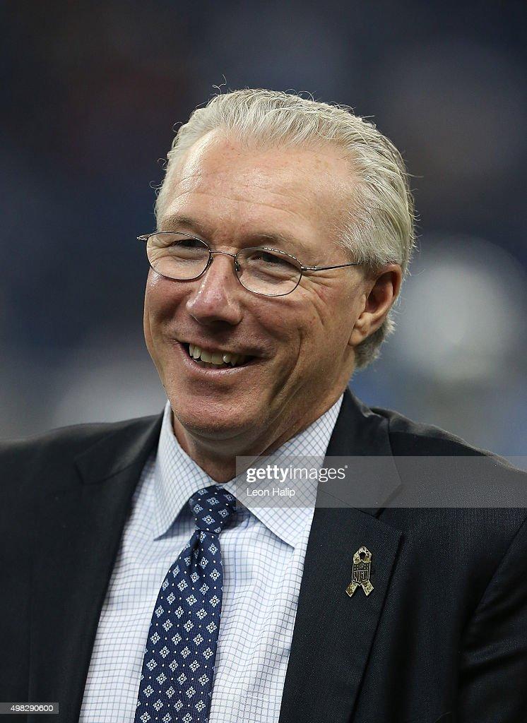 Oakland Raiders v Detroit Lions : News Photo