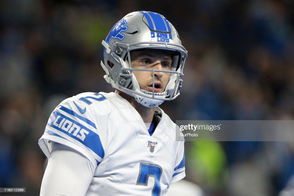 Dallas Cowboys v Detroit Lions : News Photo
