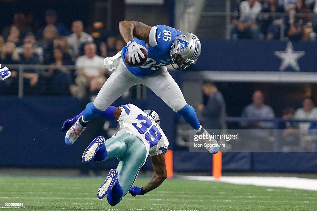 NFL: DEC 26 Lions at Cowboys : News Photo