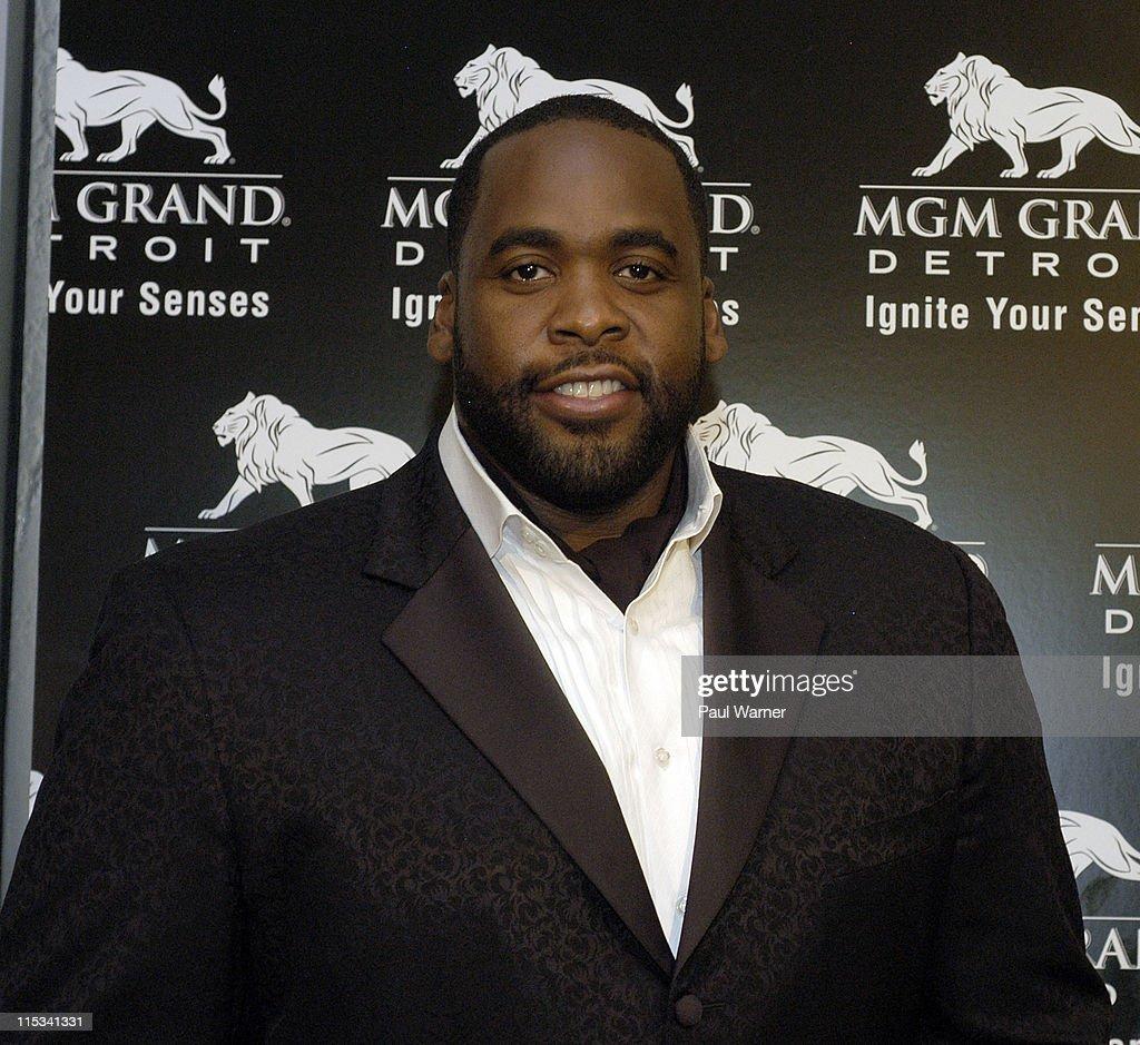 MGM Grand Detroit Grand Opening : News Photo