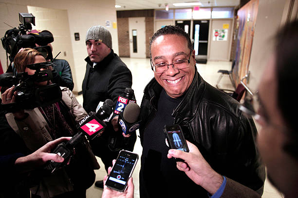 Detroit Holds Mayoral Election