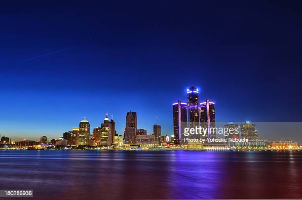 Detroit Skyline [Beautiful Dust]
