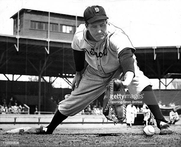 Detroit Tigers Hank Greenberg in ca 1946