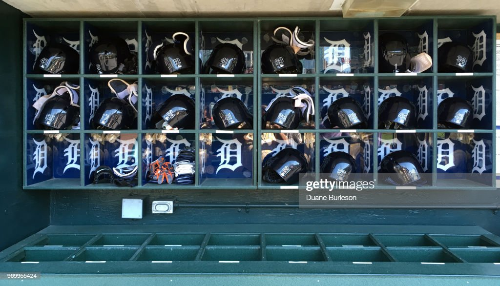 Los Angeles Angels of Anaheim v Detroit Tigers : News Photo