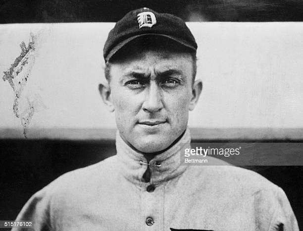 Detroit Tigers Ty Cobb.