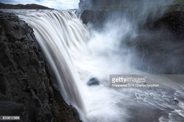 Dettifoss in Summer, Iceland