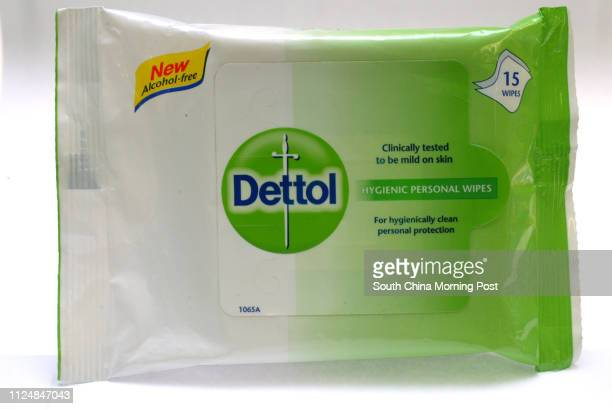 Dettol hygienic personal wipes 28 July 2004