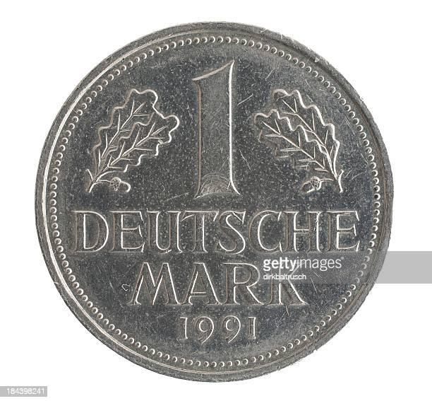 Deutsche Mark coin