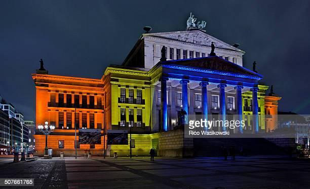 CONTENT] Deutscher Dom at Festival of Lights